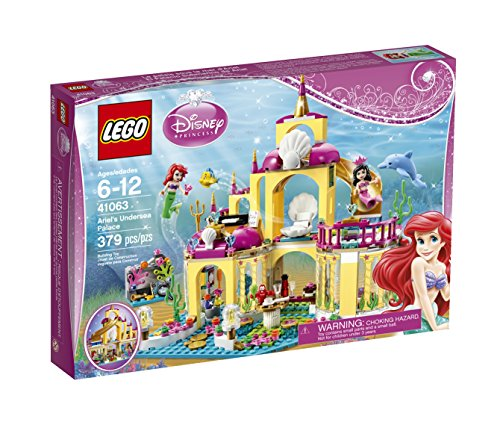 LEGO Disney Princess Ariel's Undersea Palace by Disney