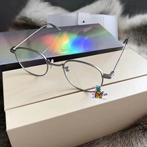 day spring online shop The New GM PLANETBLU Glasses Frame Artists Love Oliver Peoples Eyeglasses-Dark Silvery
