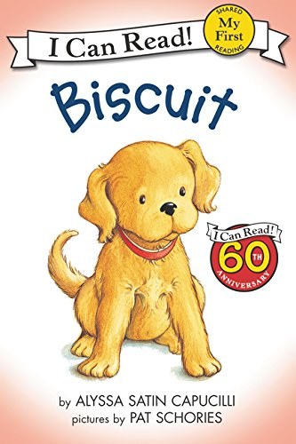 Biscuit (My First I Can Read Book) por Alyssa Satin Capucilli
