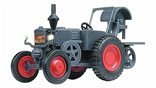 Preisvergleich Produktbild Kibri 1155 - H0 LANZ Bulldog mit Bandsäge und beleuchteten Frontscheinwerfern, Funktionsmodell, Fahrzeug