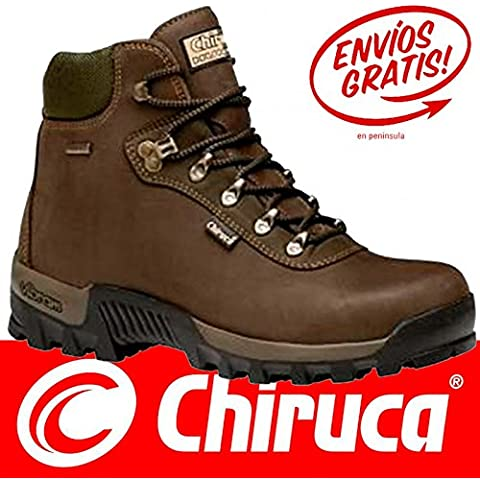 Botas bota Chiruca Grifon 01 color marrón piel - GORETEX