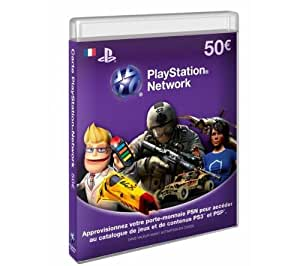 Carte PS3/PSP 50 euros [PS3]
