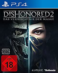 Dishonored 2: Das Vermächtnis der Maske - Day One Edition [PlayStation 4]