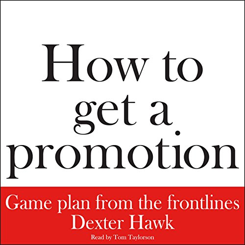 How to Get a Promotion  Audiolibri
