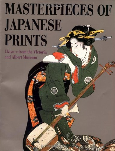 Masterpieces Of Japanese Prints Ukiyo E From The Victoria And Albert Museum