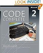 #2: Code Complete (Developer Best Practices)
