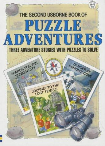The Usborne Second Book of Puzzle Adventures - Puzzle Usborne Adventures