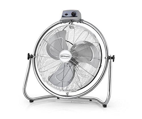 Orbegozo PWO 1945 - Ventilador industrial power fan, oscilante, potencia 130 W,...