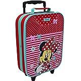 Disney Minnie Mouse Koffer Trolley Kinderkoffer Handgepäck Kindertrolley 5827