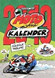 MOTOmania - Kalender 2019 - Lappan-Verlag - Holger Aue - Wandkalender für Biker mit abgefahrenen Cartoons - 42 cm x 59,4 cm