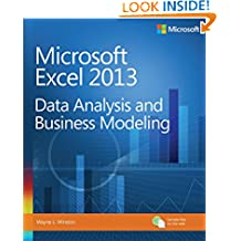 Microsoft Excel 2013 Data Analysis and Business Modeling (Introducing)