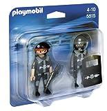 Acquista Playmobil 5515 -  Duo Pack Squadra Speciale