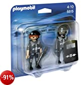 Playmobil 5515 -  Duo Pack Squadra Speciale