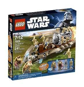 lego star wars the battle of naboo 241pi ce s jeu de construction jeux de construction. Black Bedroom Furniture Sets. Home Design Ideas