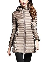 Amazon donna Abbigliamento leggeri it piumini wAPqX10
