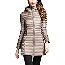 best service 106ee f2ef7 Amazon.it: Piumini Abbigliamento Donna