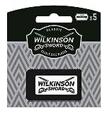 Wilkinson Sword - Lame doppio taglioClassic Premium Vintage Edition- Pack 5 lame per uomo