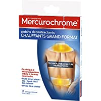 mercurochrome Patches décontractants Heizkissen groß x 2 preisvergleich bei billige-tabletten.eu