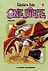 One Piece nº 03: Difícil de engañar par Oda