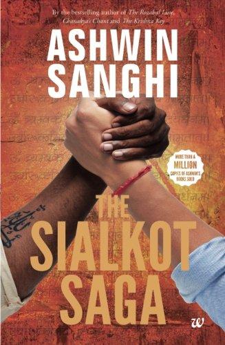 The Sialkot Saga (English) price comparison at Flipkart, Amazon, Crossword, Uread, Bookadda, Landmark, Homeshop18