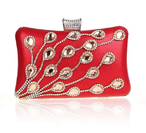 diamante/Borsa/ sacchetto di mano di moda/pacchetto Cena/Package banchetto-E E