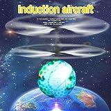 Anyutai Earth Sensing Aircraft Fliegende Ball Hohe Qualität Ausgesetzt Licht Erde Flugzeuge Modus Kinder