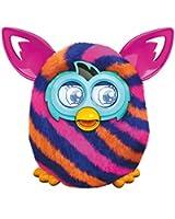 Hasbro A6414100 - Furby Boom Sunny Diagonal Stripes, deutsche Version