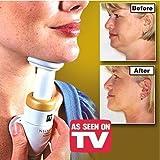 #4: Firstchoiceale Portable Neckline Slimmer Thin Chin Exerciser Set for Women