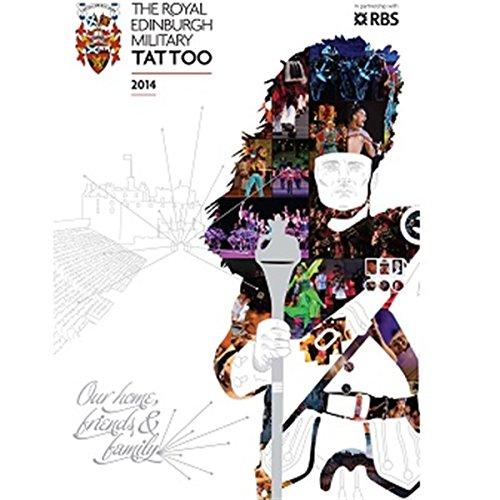 The Royal Edinburgh Military Tattoo 2014 [DVD] [UK Import] - Military Tattoo Edinburgh