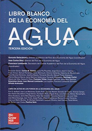 Libro blanco de la economia del agua.