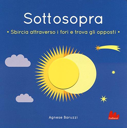 scaricare ebook gratis Sottosopra. Sbircia attraverso i fori e trova gli opposti. Ediz. a colori PDF Epub