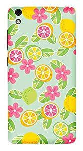 WOW Printed Designer Mobile Case Back Cover For LYF Water 5