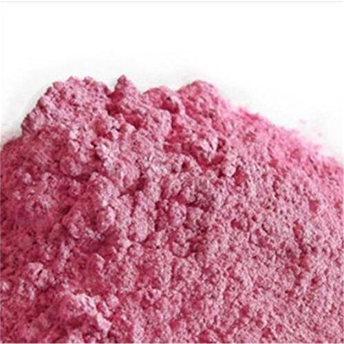 SEPTEMBER-EUROPE Colors Soap Colorant Do It Yourself Natural Mineral Mica Powder Soap Dye 20g (Pink)