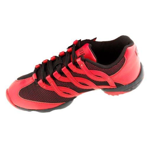 Bloch chaussures de danse 522 Twist Rose - Rose