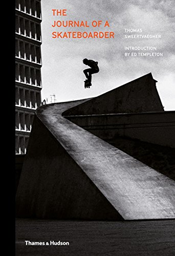 The journal of a skateboarder par Thomas Sweertvaegher