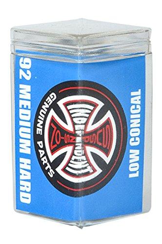 Independent 4er Pack Low Conical 92a medium hard Lenkgummis