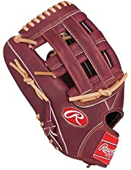 Rawlings Heritage Pro Series Baseball Gloves, 12.75, Worn on left hand by Rawlings