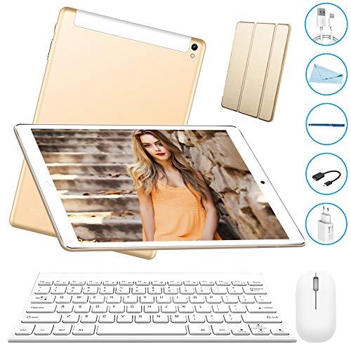 Tablet 10 Pulgadas 3GB+32GB, Octa Core,Android 7.0,