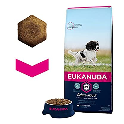 Eukanuba Dog Adult Medium Breed 7