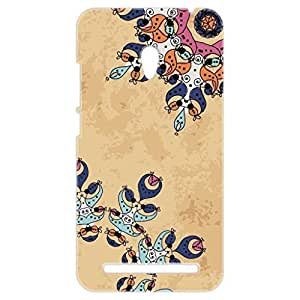 a AND b Designer Printed Mobile Back Cover / Back Case For Asus ZenFone 6 (ZEN_6_3D_836)