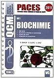 Biochimie UE1 - Tome 2
