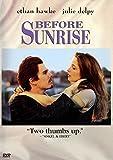 Before Sunrise - DVD - Warner Bros. | 19...