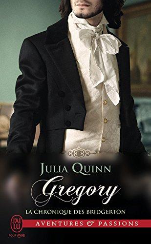 La chronique des Bridgerton (Tome 8) - Gregory par [Quinn, Julia]