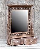 Wunderschöner Wandschrank Hängeschrank Küchenschrank Spiegelschrank Badspiegel Spiegel Wandregal...