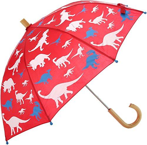 Hatley Printed Umbrella, Paraguas para Niñas Hatley