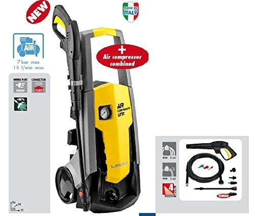 Lavorwash 8.101.0004 Idropulitrice Enduro 145 Compressor, 2100 W, 230 V