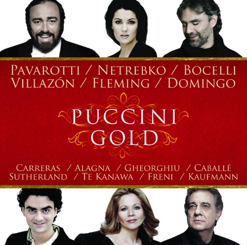 Puccini Gold (2 CDs)
