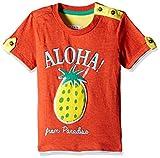 Donuts Baby Boys' T-Shirt (269947871 ORANGE 18M HS)