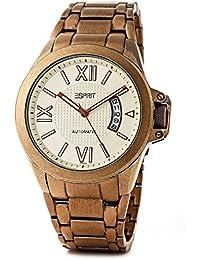 Esprit - ES101311704 - Montre Homme - Automatique - Analogique - Bracelet Acier Inoxydable doré