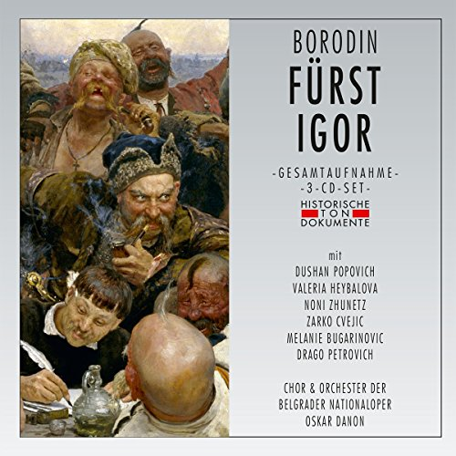 Frst Igor (Knjas Igor) [Import allemand]